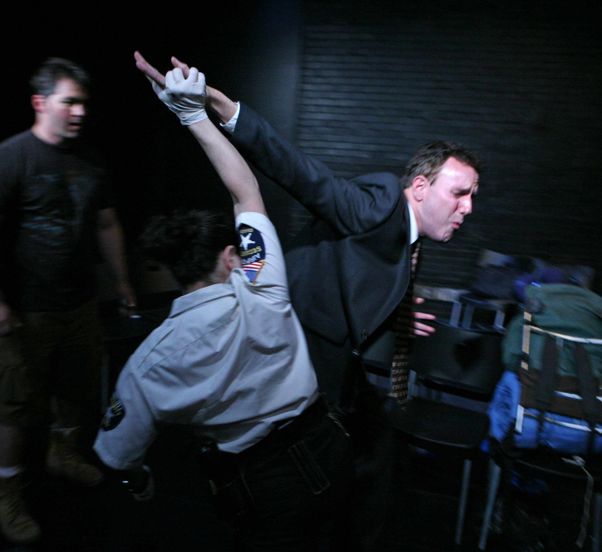Stage Combat Classes Nyc Barrow Group