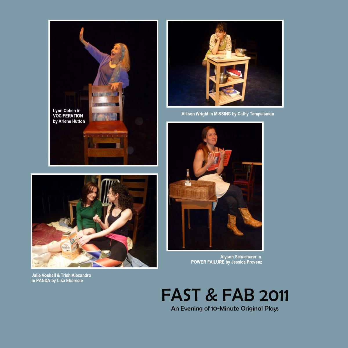 fastNFab collage FAB Women