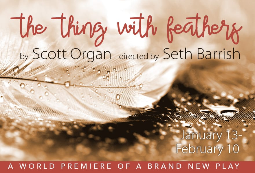 Image for The Thing with Feathers