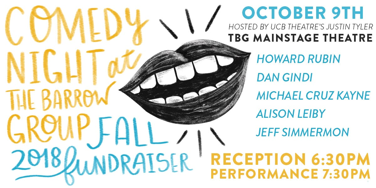 Comedy Night at The Barrow Group